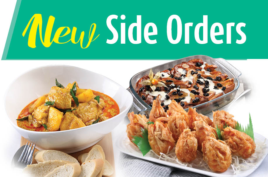 Buffet Side Orders