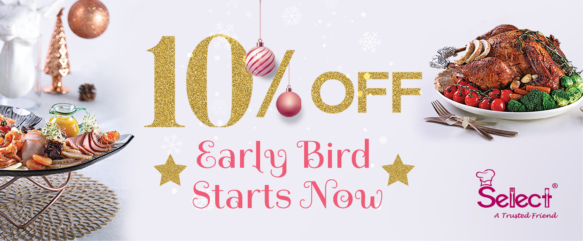 SF1910006-Select Xmas 10% Off Early Bird Promo Web Banner FA